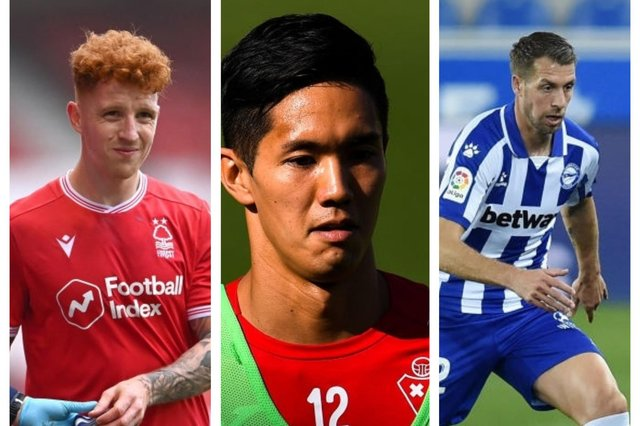 A number of players left Newcastle United last summer. (Photo: Getty Images)
