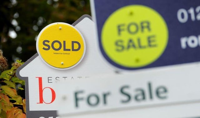 March house price fall