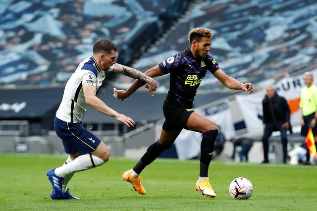 Mark Lawrenson's latest Newcastle United prediction ahead of Spurs clash (Photo by Andrew Boyers - Pool/Getty Images)