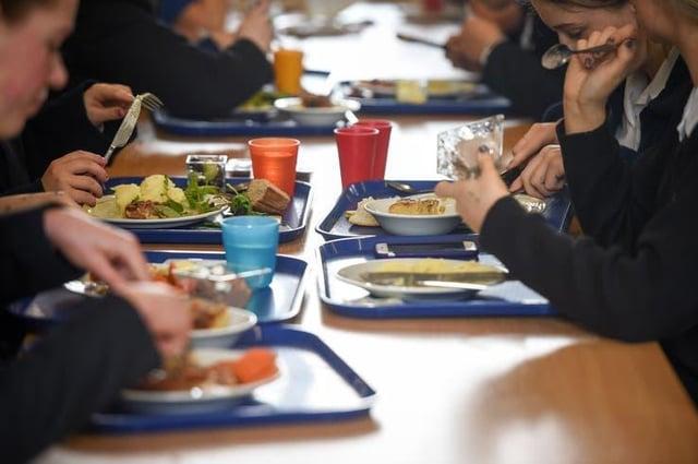 Free school meals increase