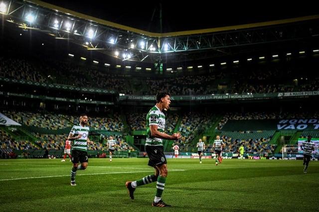 Matheus Nunes. (Photo by PATRICIA DE MELO MOREIRA / AFP) (Photo by PATRICIA DE MELO MOREIRA/AFP via Getty Images)