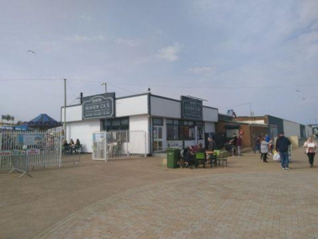 Smith's Sea View cafe has applied for an alcohol licence