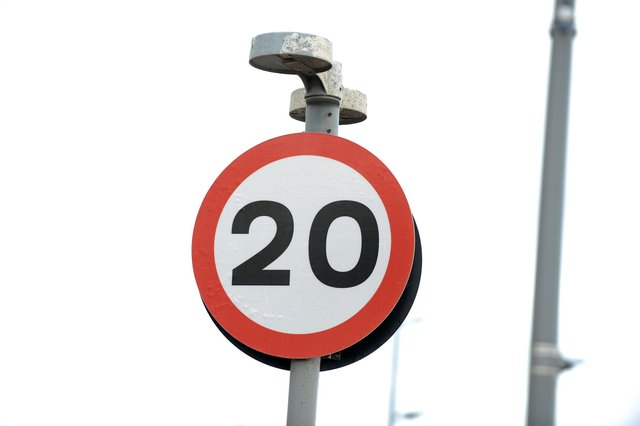 20mph zones are planned for a series of streets in Hebburn
