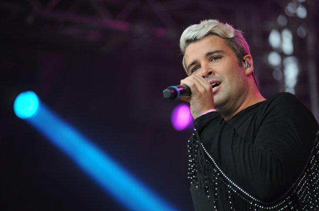 Joe McElderry will perform at the Customs House next week.