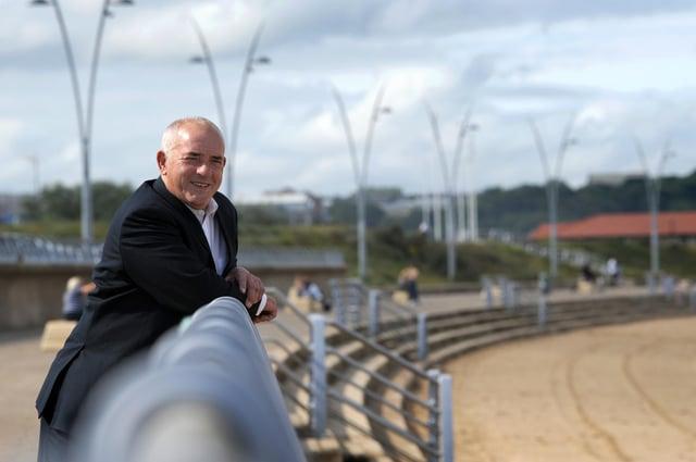 South Tyneside Council Cllr Ernest Gibson.