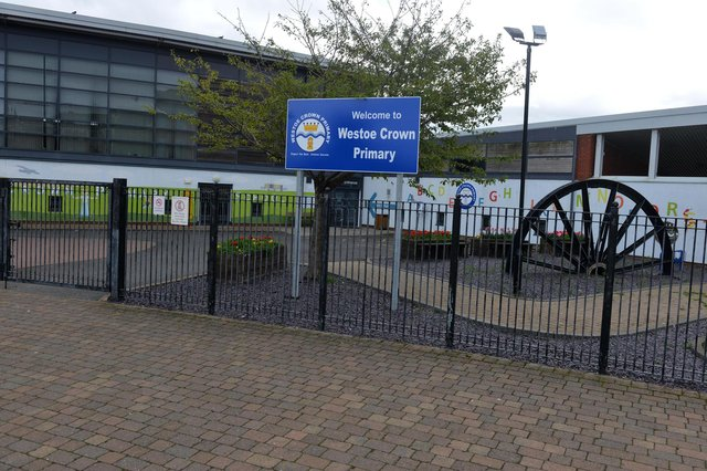 """Ann Brenen was dismissed from Westoe Crown Primary School in South Shields at the start of 2018 for having """"inappropriate"""" relationships with parents."""