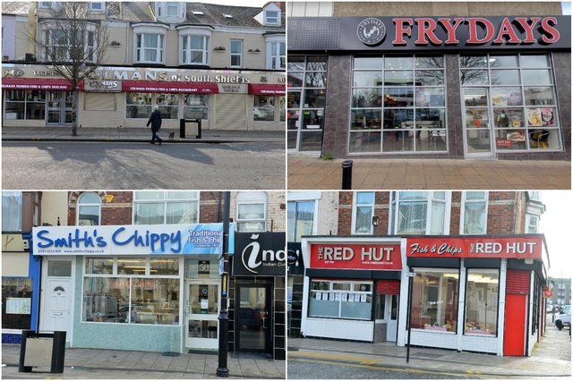 The best rated fish and chip shops in South Shields