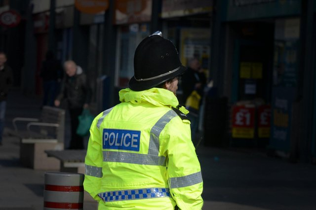 Officers were praised for their quick response to the fraud incident.