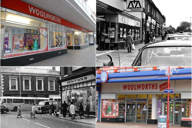 Which was your favourite for a supermarket shop in years gone by? Was it one of the shops in this retro feature?