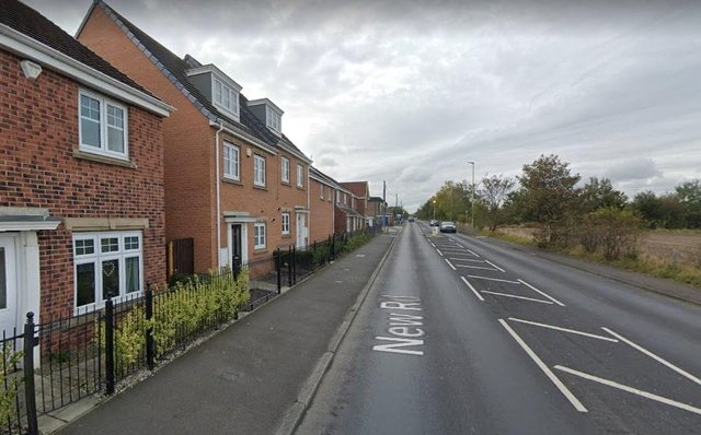Girl, 10, hit by car in New Road, Boldon Colliery