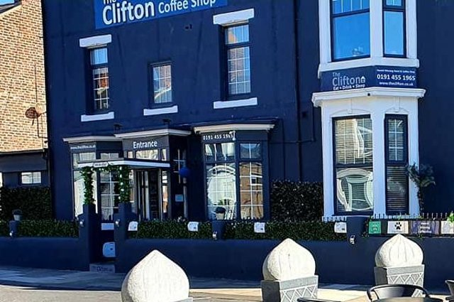 The Clifton Hotel and Coffee Shop was among venues opening pavement cafes to provide outdoor hospitality from April 12.