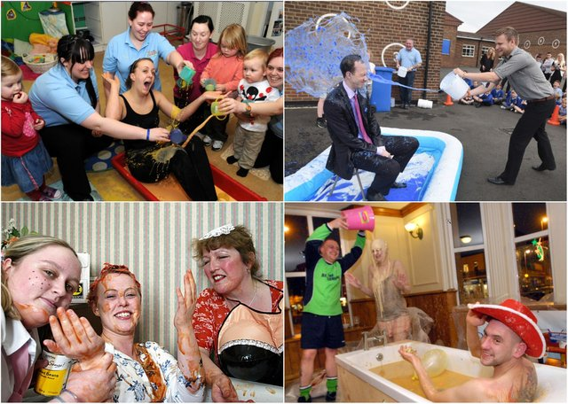 Join us as we bathe in these fun memories from across South Tyneside.
