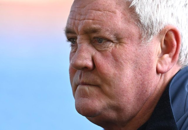 Steve Bruce after Newcastle United's win at Turf Moor.