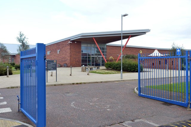 Harton Primary School in South Shields.